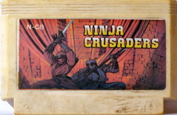 Ninja Crusaders [1991 Hacked]